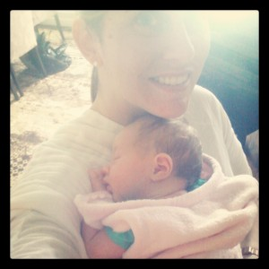 Baby love.